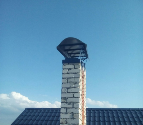 Колпак на дымоход